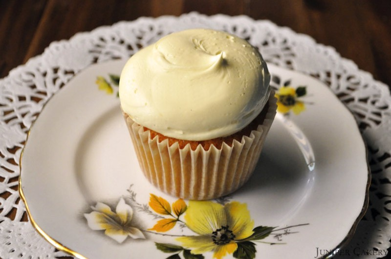 Recipe: Honey Whiskey Cupcakes!