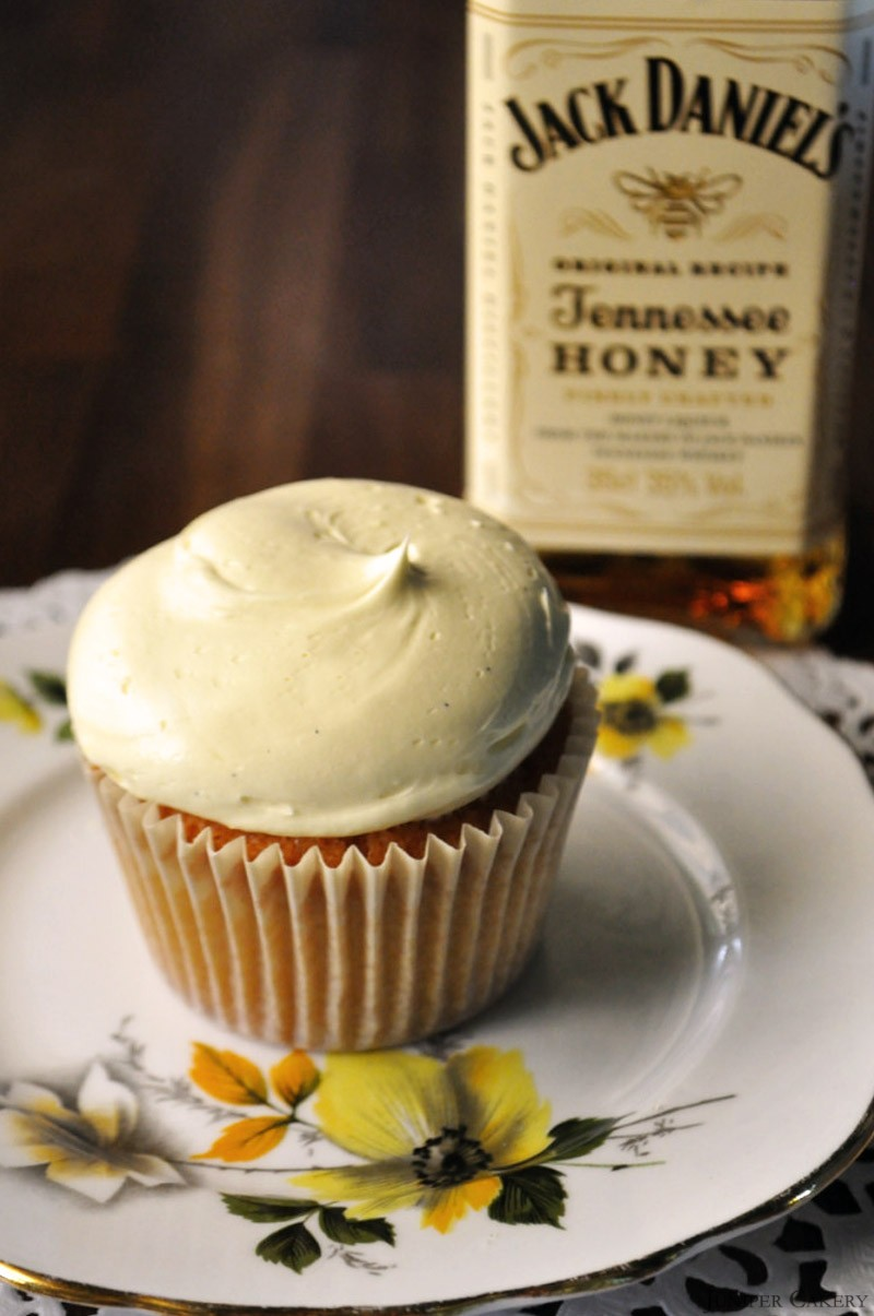 Vanilla Cupcake Recipe (makes approximately 12 cupcakes)