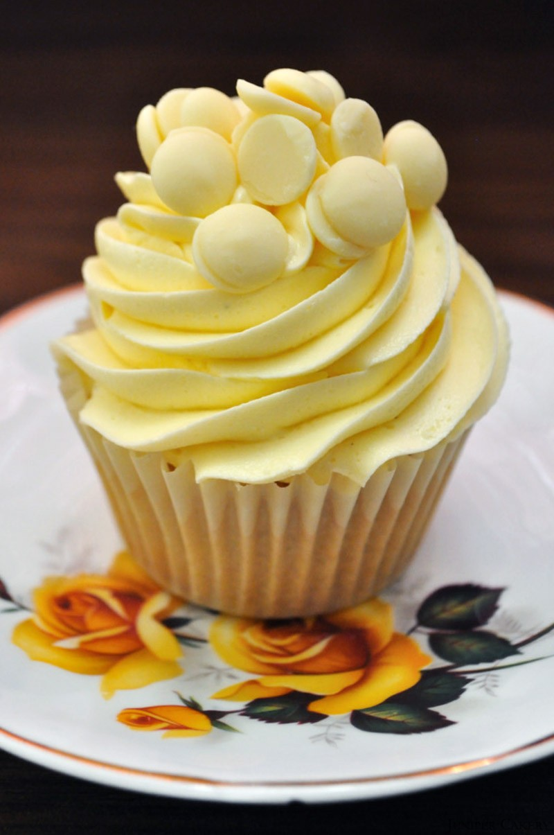 Yellow Cake White Frosting Recipe