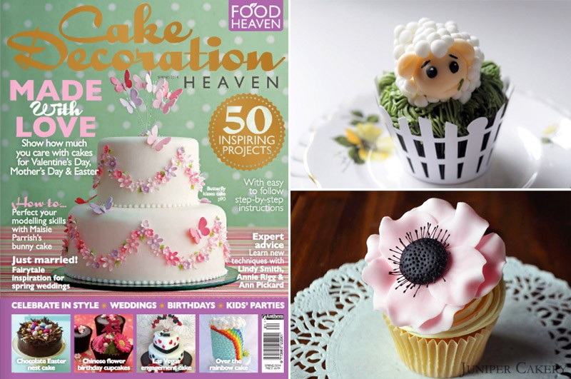 Our Tutorials in Cake Decoration Heaven! - Juniper Cakery ...
