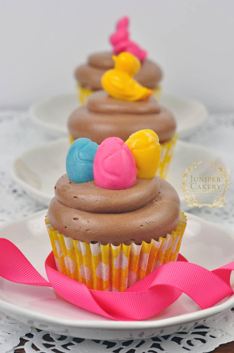 Easter Cupcakes by Juniper Cakery