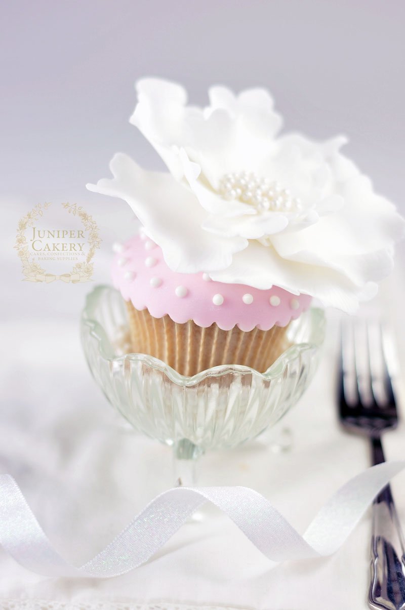 Polka dot icing tutorial by Juniper Cakery