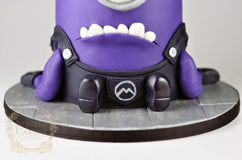 Purple Minion Sheet Cake www.pixshark.com - Images ...
