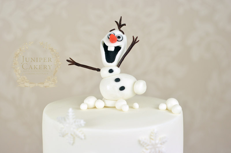Olaf From Frozen Birthday Cake Juniper Cakery Bespoke Cakes