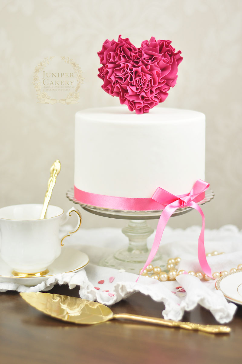 Materials Needed For Fondant Cake